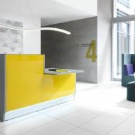 Linea Reception Counter  Reception Desk Bradford - Leeds (15)