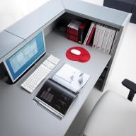 Linea Reception Counter  Reception Desk Bradford - Leeds (4)