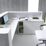 Linea Reception Counter  Reception Desk Bradford - Leeds (9)