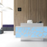 Organic Reception Counter  Reception Desk Bradford - Leeds (2)