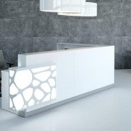 Organic Reception Counter  Reception Desk Bradford - Leeds (8)