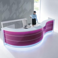 Valde Reception Counter  Reception Desk Bradford - Leeds Richardsons (18)
