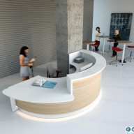 Valde Reception Counter  Reception Desk Bradford - Leeds Richardsons (21)