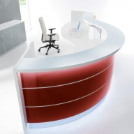 Valde Reception Counter  Reception Desk Bradford - Leeds Richardsons (27)