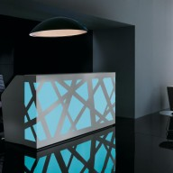 Zig Zag Reception Counter  Reception Desk Bradford - Leeds Richardsons (11)