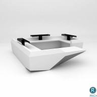 Fold - Isomi - Reception Counter - Reception Desk Richardsons Bradford - Leeds (22)