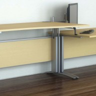Rise Manual & Motor Driven Height Adjustable Desking (21)