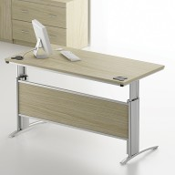 Rise Manual & Motor Driven Height Adjustable Desking (28)