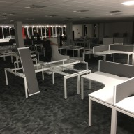 Alco Valves Office Furniture Installation Richardsons