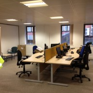 Yorkshire Housing - Dyson Chambers Bench Desking (1)