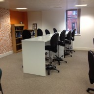 Yorkshire Housing - Dyson Chambers Bench Desking (3)