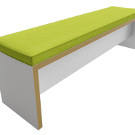 DCBRL Contrast Seat Pad