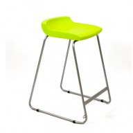 PosturaPlus 685mm Stool - Lime Zest-Display