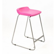 PosturaPlus 685mm Stool - Pink Candy-Display