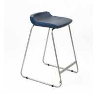PosturaPlus 685mm Stool - Slate Grey-Display