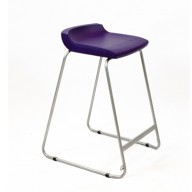 PosturaPlus 685mm Stool - Sugar Plum-Display