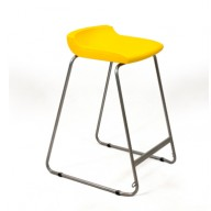 PosturaPlus 685mm Stool - Sun Yellow-Display