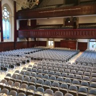 Middlesbrough Town Hall Loose Audience Seating (4)