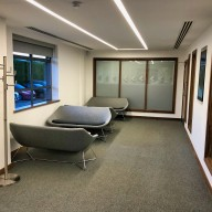 GMI Construction Group Plc - Richardsons Office Furniture - Space Planning & Design - Interior Fit Out