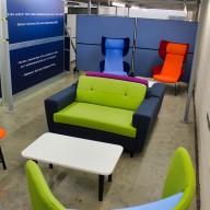 RAF Leeming - Innovation Hub - Rapid Capability Office (RCO) - Northallerton DL7 9NJ - Richardsons Office Furniture & Free Space Planning & Design26