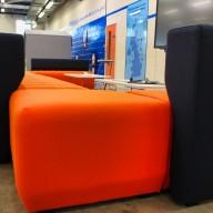 RAF Leeming - Innovation Hub - Rapid Capability Office (RCO) - Northallerton DL7 9NJ - Richardsons Office Furniture & Free Space Planning & Design7