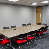 4Sulzer - Birmingham Business Park - Richardsons Office Furniture