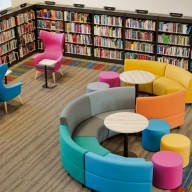 Internal Photos - Kirklees College - Pioneer House Dewsbury - Richardsons Office Furniture & Rotorgraph Drone Photography8