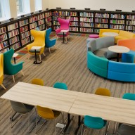 Internal Photos - Kirklees College - Pioneer House Dewsbury - Richardsons Office Furniture & Rotorgraph Drone Photography9