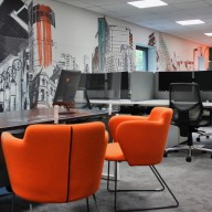 3Professional Security - Richardsons Office Furniture - Furniture Project Leeds