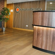 8Professional Security - Richardsons Office Furniture - Furniture Project Leeds