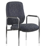 Excelsior Bariatric 4 Leg Office Chair 663