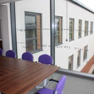 Seaham Medical Centre Meeting Room Table & Chairs