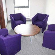 Seaham Medical Centre Tub Chairs