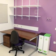 Seaham Medical Centre Consulting Room - Recycling Waste Bins
