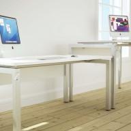 Bench Height Adjustable Desks