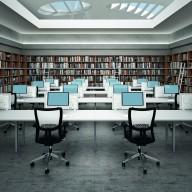 Quadrifoglio Library & Storage Furniture (10)