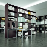 Quadrifoglio Library & Storage Furniture (4)