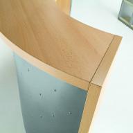Quadrifoglio Reception Desk (2)