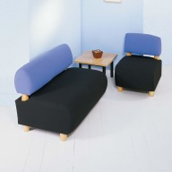 Reception coffee Table - Stools (25)