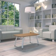 Reception coffee Table - Stools (31)
