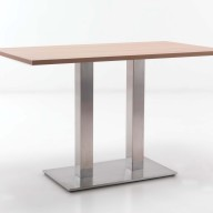 Reception coffee Table - Stools (4)