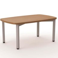 Reception coffee Table - Stools (40)