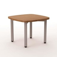 Reception coffee Table - Stools (41)