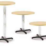 Reception coffee Table - Stools (64)