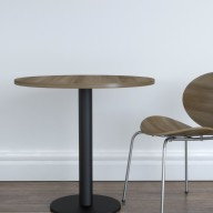 Reception coffee Table - Stools (8)