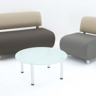 Reception coffee Table - Stools (82)