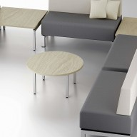 Reception coffee Table - Stools (92)