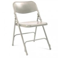 2700 Polyfold Folding Chair - All Steel, Linking