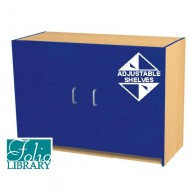 Folio 3ft Flat Top Library Cupboard