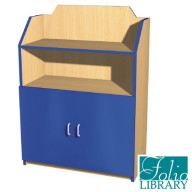 Folio 4ft Library Cupboard